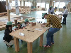 木工教室 本間様